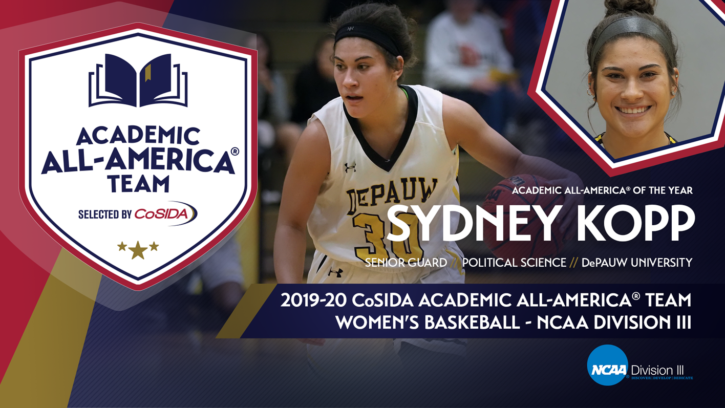 2019-20 Academic All-America® NCAA Division III Women's Basketball Team Announced