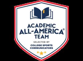 Academic All-America Team Logo - Go to homepage
